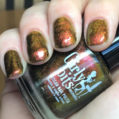 GIRLY BITS - CALL OF THE ZOMBIE