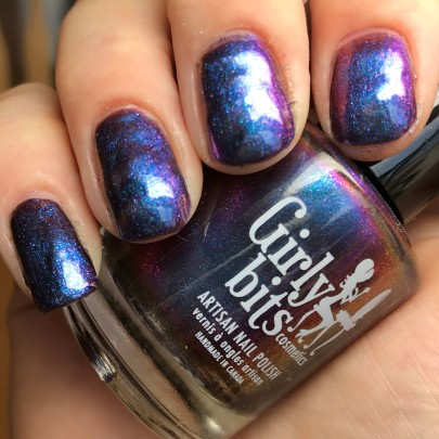 GIRLY BITS -NOW AND THEN